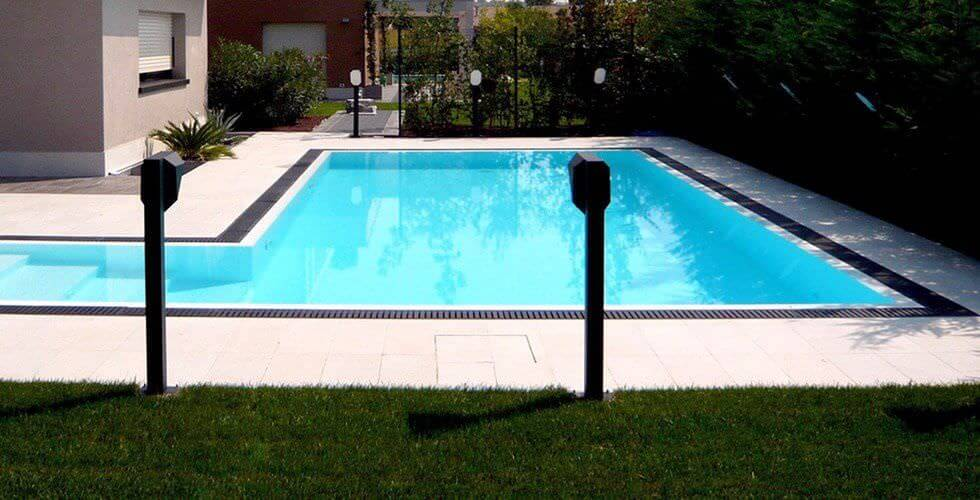 Model piscine latest piscine cla pacio with model piscine - Model de piscine creuse ...