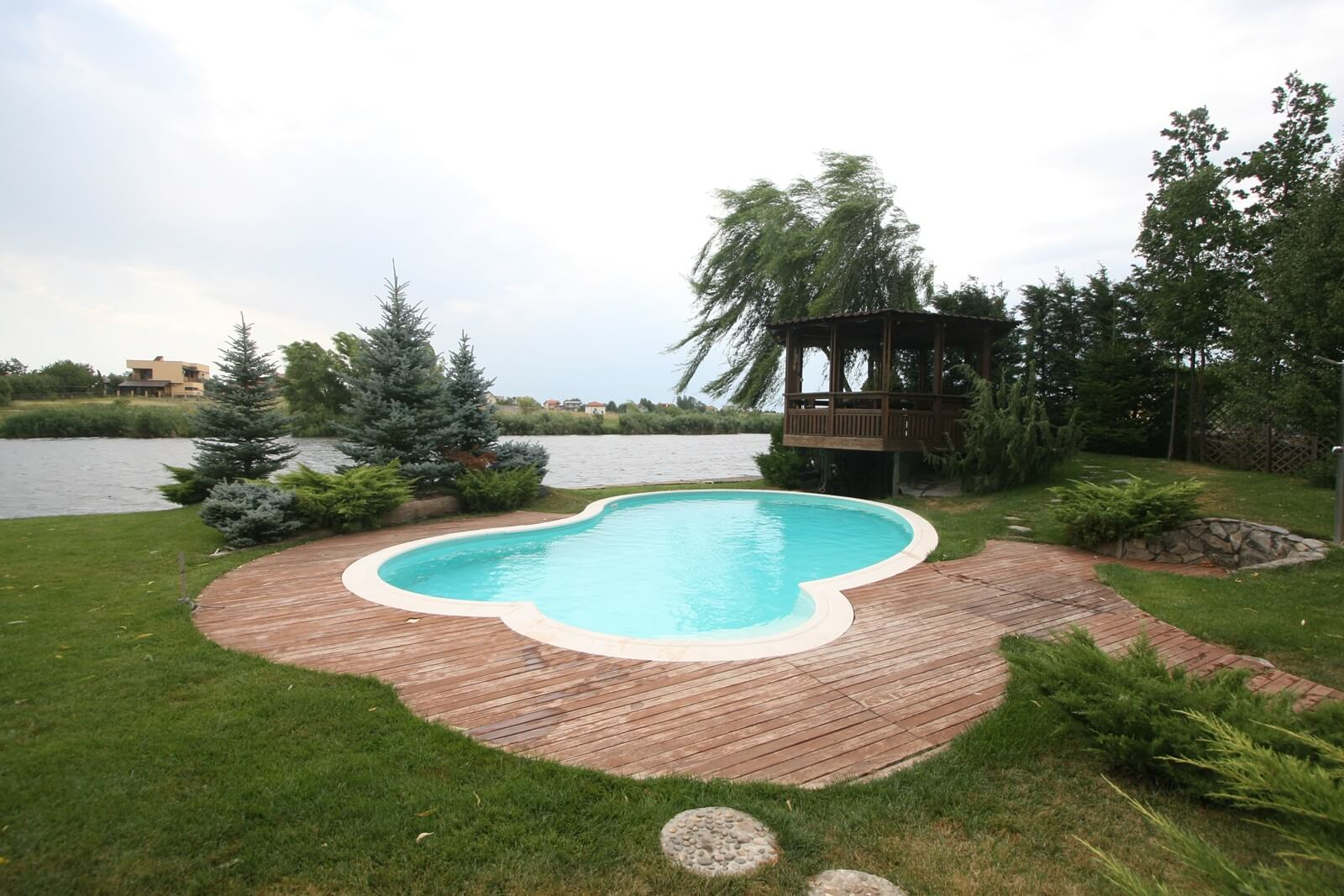 Piscine din beton tot ce trebuie sa stii for Constructie piscine